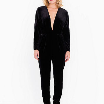 Velvet Adelyn Jumpsuit | American Apparel