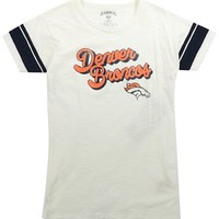 '47 Brand Women's Denver Broncos Gametime T-Shirt