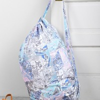 Magical Thinking Marbled Patch Laundry Bag - Urban Outfitters