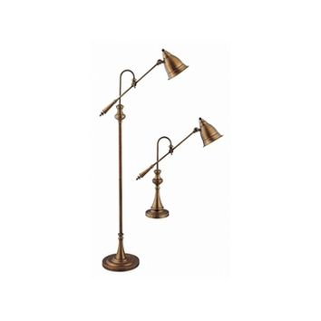Stein Word Watson Pharmacy Lamp Set Floor And Table