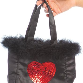 Vintage 90's Luv is in the Air Purse