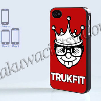 Trukfit - iPhone 4 case - iPhone 4S case - Samsung Galaxy S3/S4 - iPhone case - Hard Plastic - Case Soft Rubber Case
