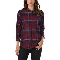 Meridian Flannel | Shop Womens Shirts at Vans
