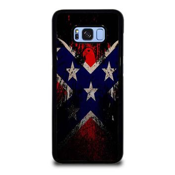 BROWNING REBEL FLAG Samsung Galaxy S8 Plus Case Cover
