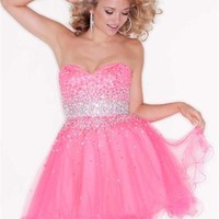 Sticks and Stones 9210 - Short Prom Dress - Formal Dress - Homecoming Dress - 9210