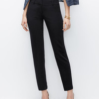 Curvy Triacetate Ankle Pants