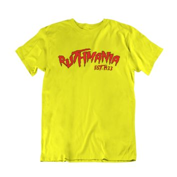RUTHMANIA -- Women's T-Shirt