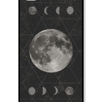 iPhone 6 Plus Case - iPhone 6+ Case Moon Phase iPhone 5c Case Moon iPhone Case Moon iPhone 5 Case Moon Phase iPhone 5c Geometric Phone Case