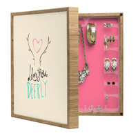 Allyson Johnson Love you deerly BlingBox Petite