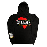 Originals Motherland Hoodie in Black