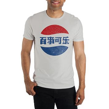 Pepsi Katana Bottle Cap T Shirt