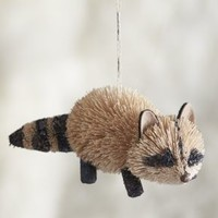 Buri Raccoon Ornament