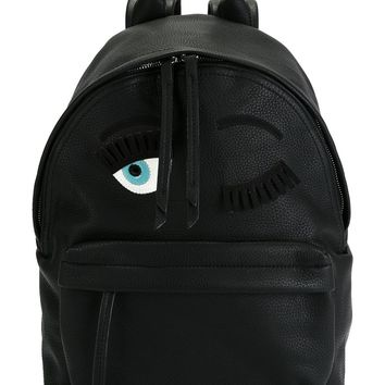 Chiara Ferragni 'flirting' Backpack - Eraldo - Farfetch.com