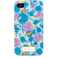 iPhone 4/4s Cover- Alpha Xi Delta - Lilly Pulitzer