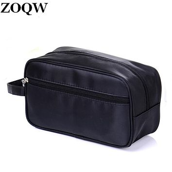 Small Size Practical Women And Men Wash Bags 2017 New Waterproof Convenience Make Up Bags Fashion Travel Cosmetic Bag GQ1522