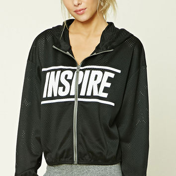 Active Inspire Graphic Jacket
