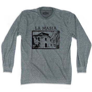 Ultras Barcelona La Masia Ultras Soccer Long Sleeve T-shirt