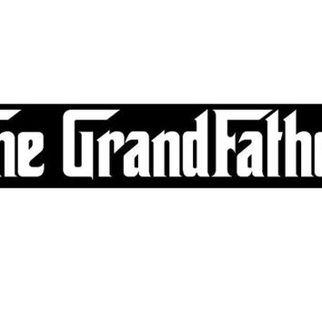 the GrandFather T shirt tee shirt - grandfathers t-shirts great gift for the family