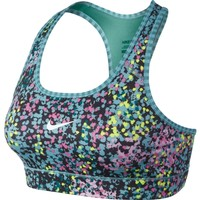 Nike Women's Pro Printed Sports Bra