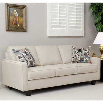 Mercury Row Aries Sofa by Serta Upholstery & Reviews | Wayfair