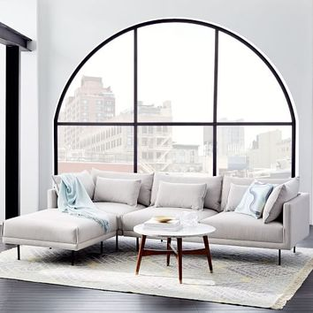 Halsey 3-Piece Sectional