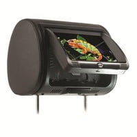"Concept 9"" LCD Headrest--DVD Qty of 1"