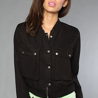 The Dagny Jacket : Cheap Monday : Karmaloop.com - Global Concrete Culture