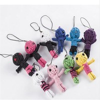 Keychain Fashion Voodoo Doll