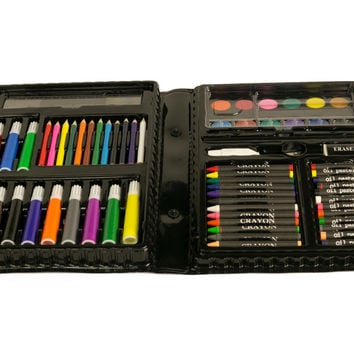 Artyfacts Portable Art Set, 68 Pieces