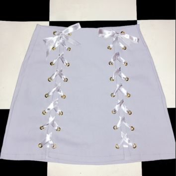 SWEET LORD O'MIGHTY! SILVERFOX XTINA SKIRT