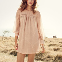 Flared Chiffon Design | H&M