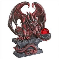 Nightshade The Mystic Dragon Statue - Design Toscano