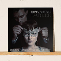 Various Artists - Fifty Shades Darker Original Motion Picture Soundtrack 2XLP | Urban Outfitters