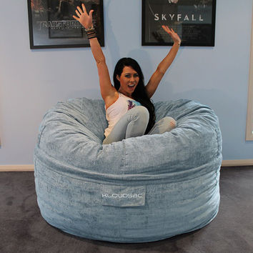 Buy Foam Filled Bean Bag | Large Memory Foam Beanbag