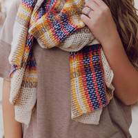 Swedish Sweetheart Scarf