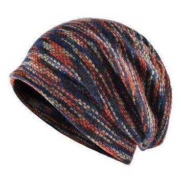 Fall and Winter knitted skullies/beanies