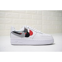 John Geiger X The Shoe Surgeon X Nike Air Force 1 Low Aa9286 100 Size 36 45 | Best Deal Online