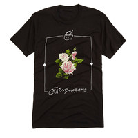 The Chainsmokers Framed Rose T-Shirt