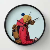 Polaroid N°8 Wall Clock by Francesca Miele (Natt)