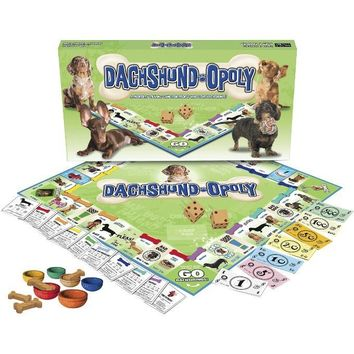 Dachshund-opoly Board Game (Free Shipping)