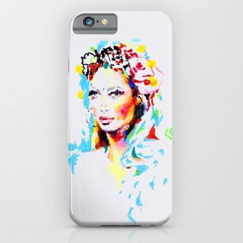Sunbreeze iPhone & iPod Case by Charmaine Olivia