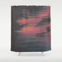 Cool Kid Shower Curtain by duckyb