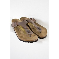 Gizeh Soft Oiled Birkenstocks