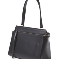 Made In Italy Leather Satchel - Satchels - T.J.Maxx