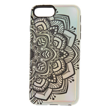 Holographic Zen Protective Phone Case