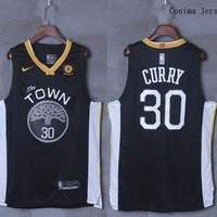 Best Sale Online Nike NBA Basketball Jersey Golden State Warriors # 30 Stephen Curry