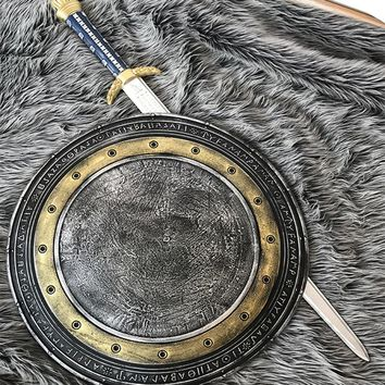 Movie Wonder Woman Princess Diana Sword And Shield Cosplay Weapon Cosplay Props For Party Halloween Custom Made