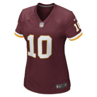 Nike NFL Washington Redskins (Robert Griffin III) Women's Football Home Game Jersey