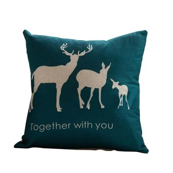 Family of Deer - Together with you