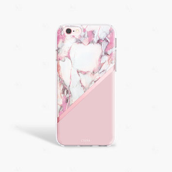 iPhone 7 Plus Case Marble iPhone 7 Case Marble iPhone 6 Case Marble iPhone 6S Case Marble Samsung Galaxy S7 Case Clear PRINT not Real Marble
